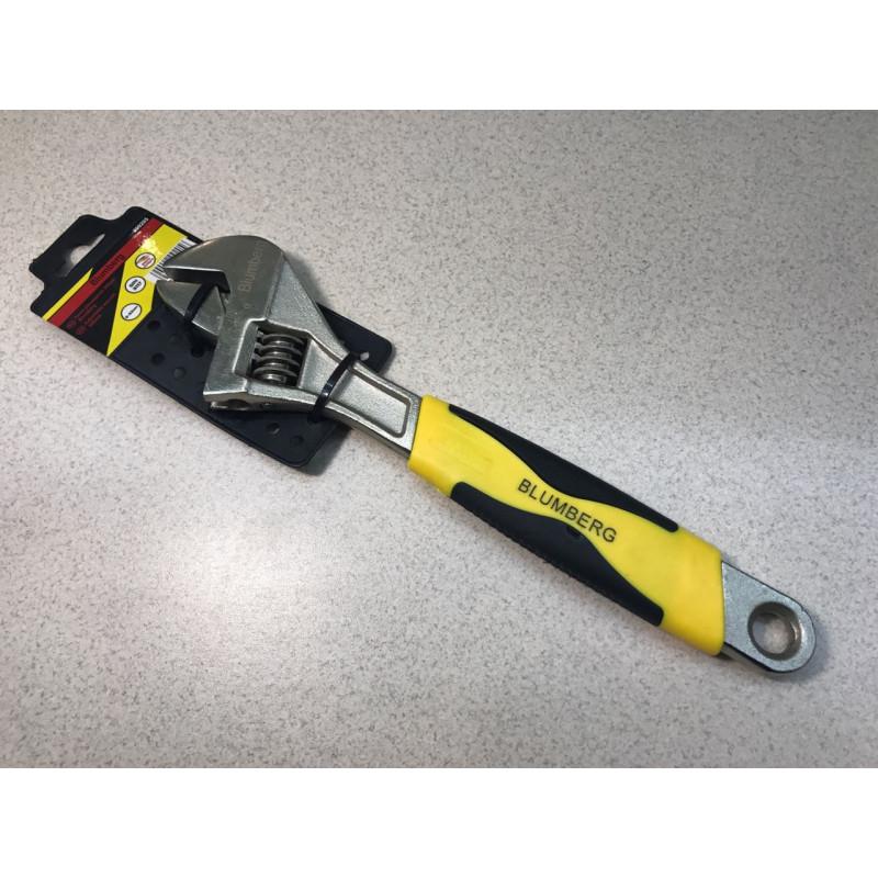 Ключ разводной Blumberg 300 мм