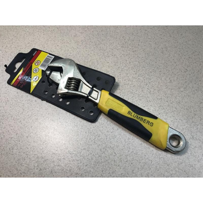 Ключ разводной Blumberg 200 мм