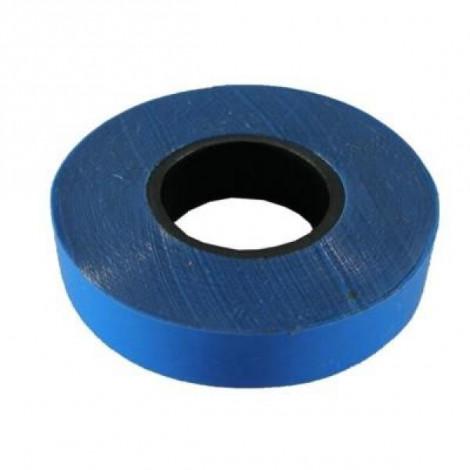 Изолента ПХВ голубая, черная (10 шт)
