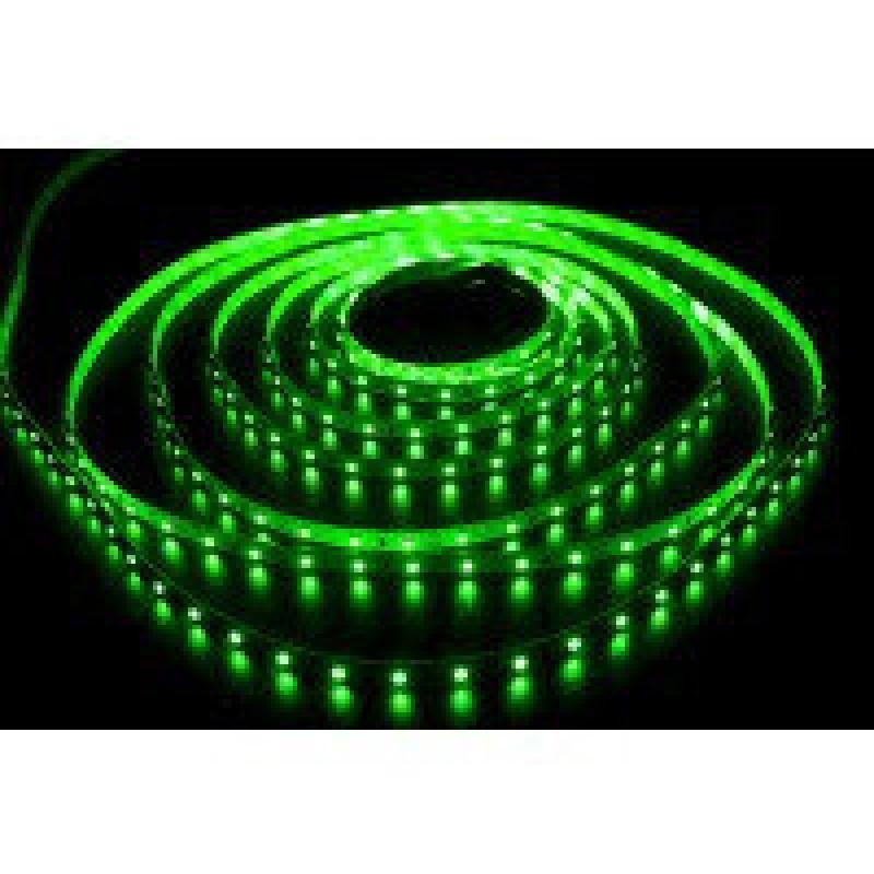 LUXEL LED лента 3528-60-20G (зеленый) 24W