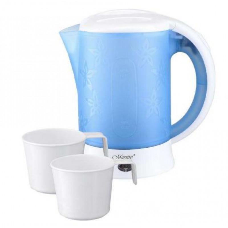 MR-010 Электрический чайник 0,6л (спир.)Maestro