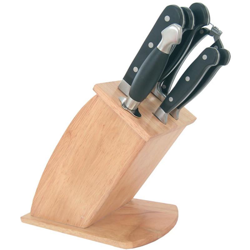 MR-1423 Ножи Maestro (8 предметов пластиковые ручки)