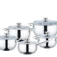 Кастрюли, чайники и сковороды
