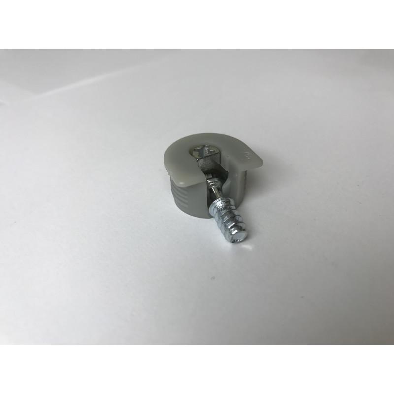 Стяжка-рафикс LS-fix серый