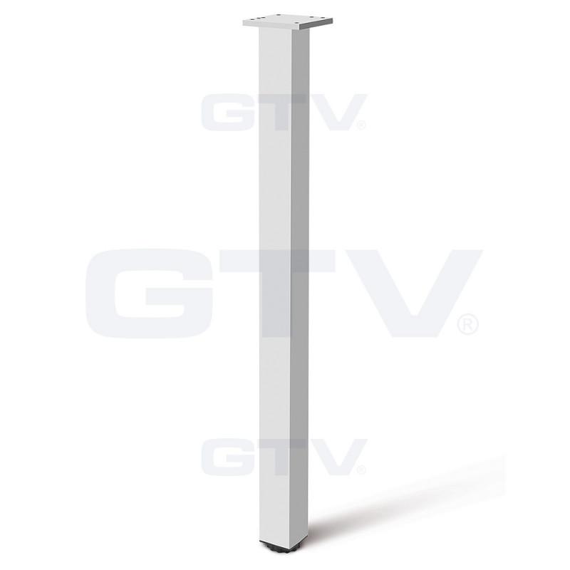GTV Квадратная мебельная Опора с регулированием 60х60х710