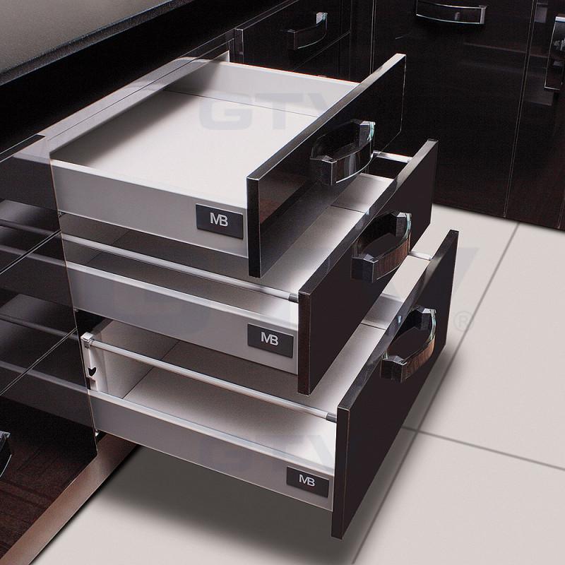 GTV Modern box push to open L-350 высокий