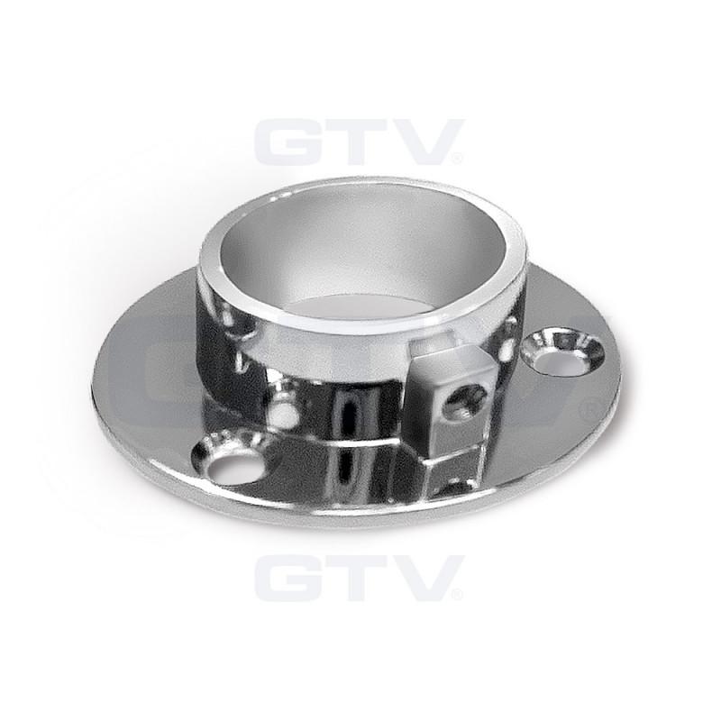 GTV крепления для трубы Ø-50, хром