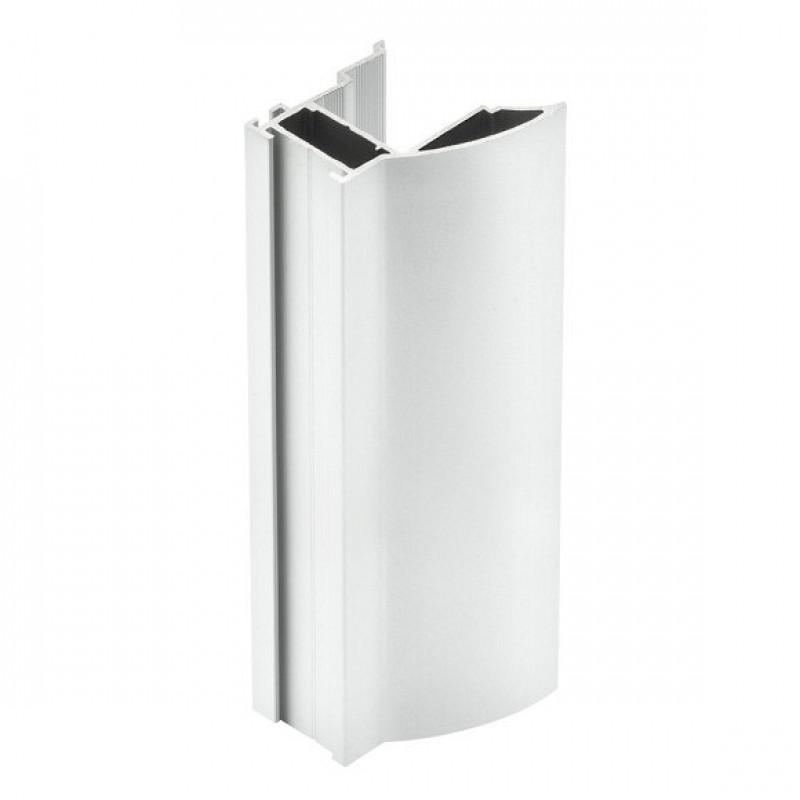 GTV Aлюминиевый Профиль-вертикальная рамка NOVO S 18/16 алюминий мм, L=2,7 m