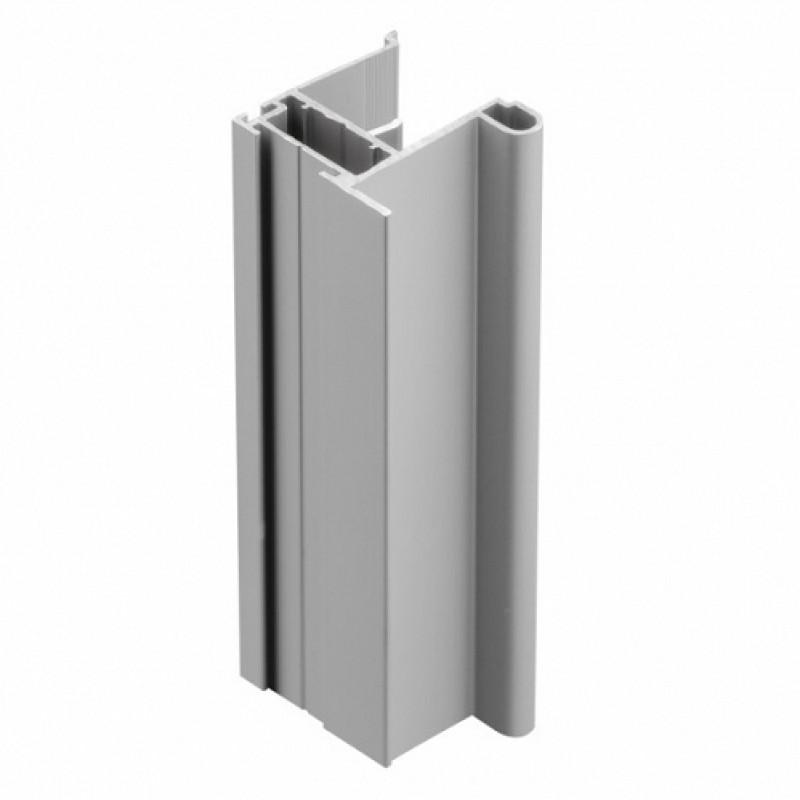 GTV Aлюминиевый профиль-вертикальная рамка VISTA 18/4 мм, L=2,7 m