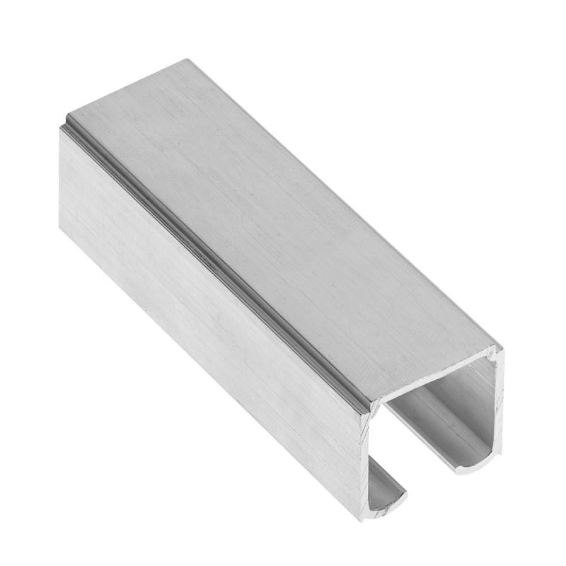GTV Верхняя алюминиевая рельса для системы QUANTUM, L-2 метра
