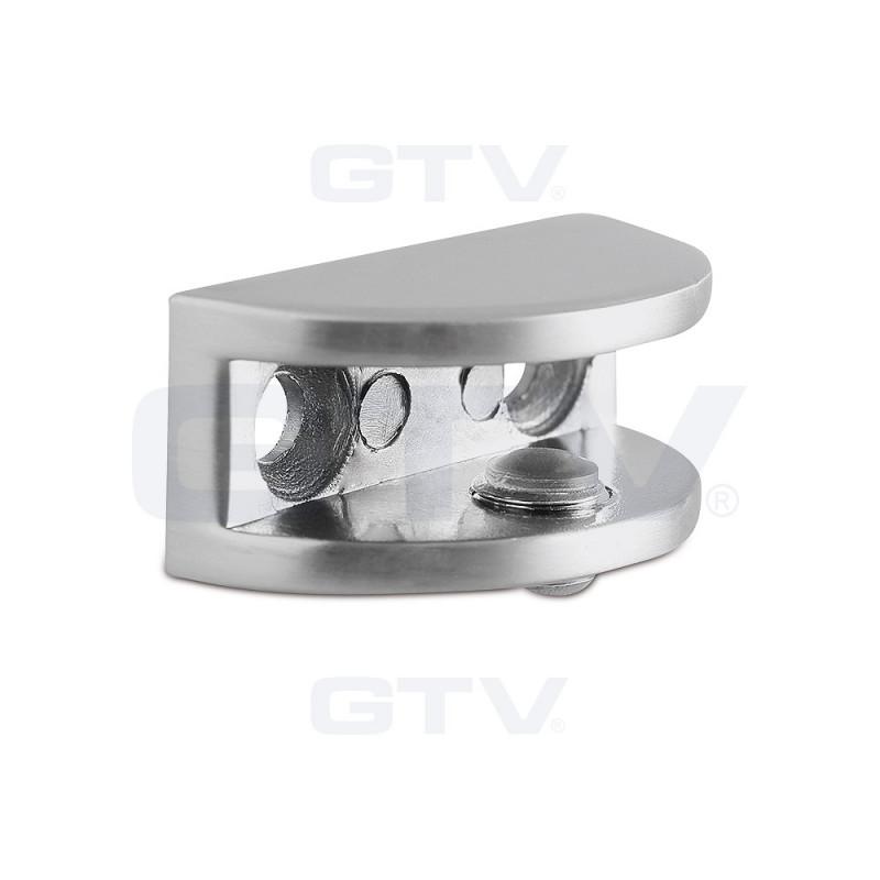 GTV Полкодержатель для стеклянных полок J63 хром