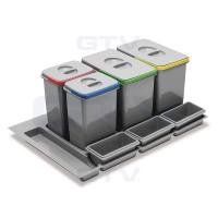 Ведра и сегрегаторы GTV