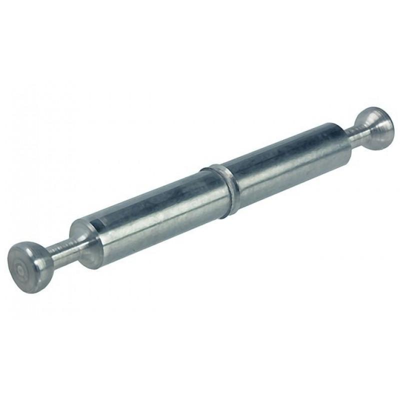 Hafele MINIFIX Болт стяжки двойной D7mm, глубина сверления 34mm