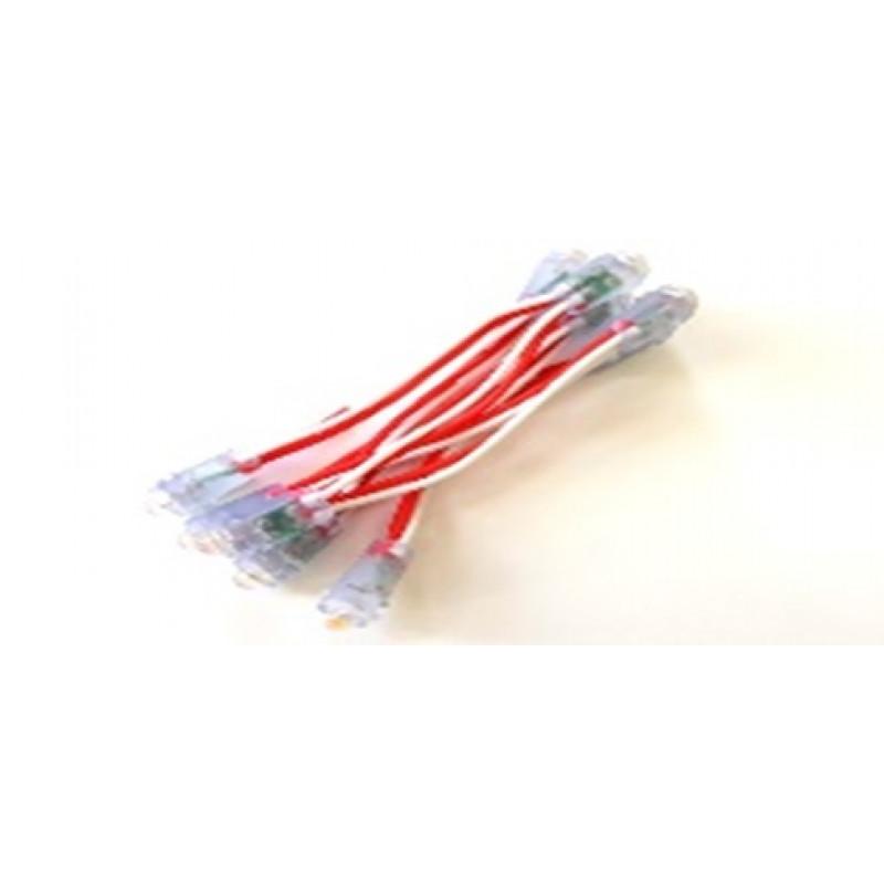 Светодиодная линейка BIOM LED SMD5730 72LED 22W R,G,B