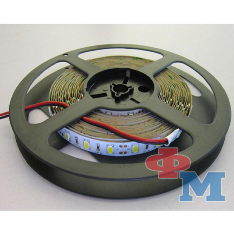 Светодиодная лента smd 3528 120 s/m 9,6 W, IP20, 24
