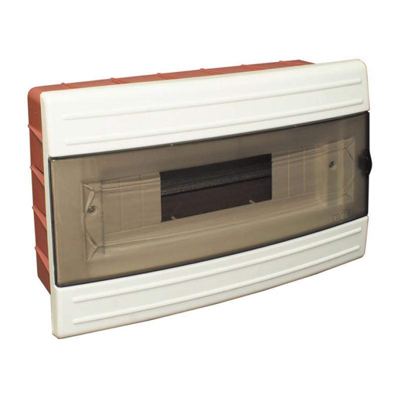 Короб на 12 автоматов (внутренний) белый