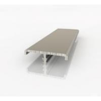 Профиль алюминиевый кромочный Т-образный