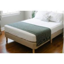 Деревянная кровать: как сделать своими руками