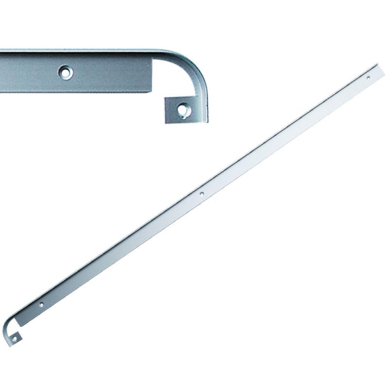 """Стыковочная планка на столешницу прямая 28 мм """"L"""" - алюминиевая APR -003"""