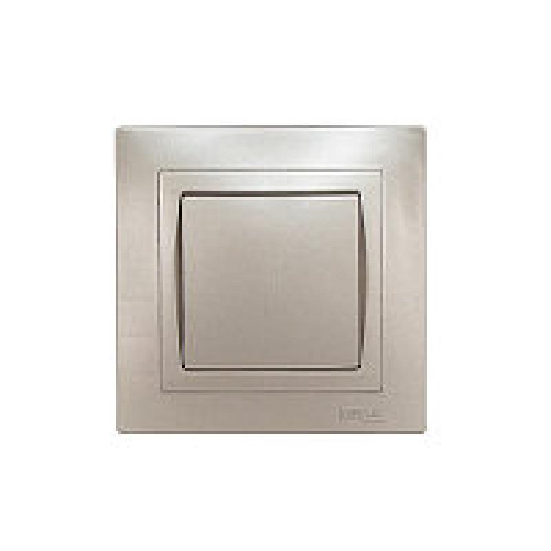 Шторы-угол на ванну (профиль сатин, стекло матовое) KO&PO 7047/У (70)700х1400