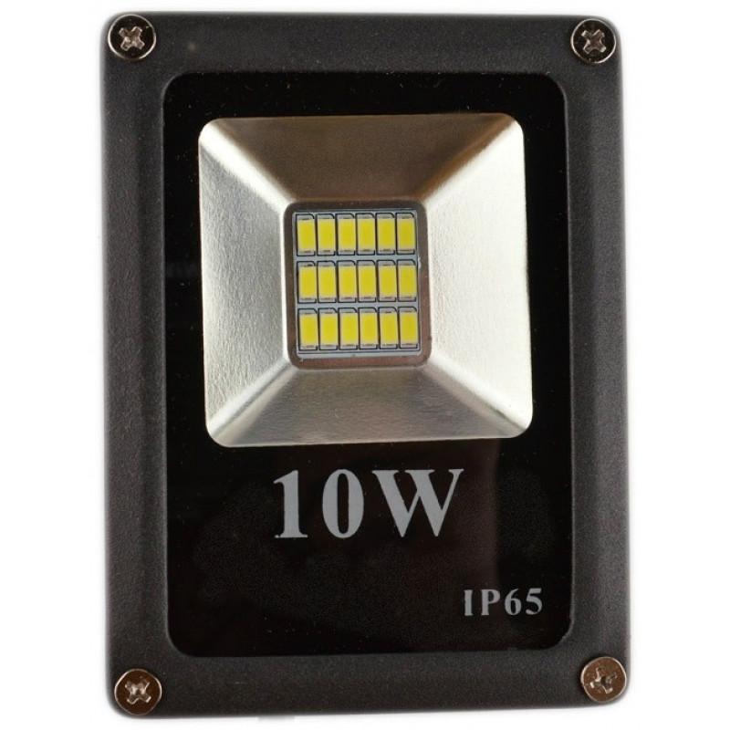 Прожектор светодиодный UА LED10-1000/6500/IС (черный/белый)