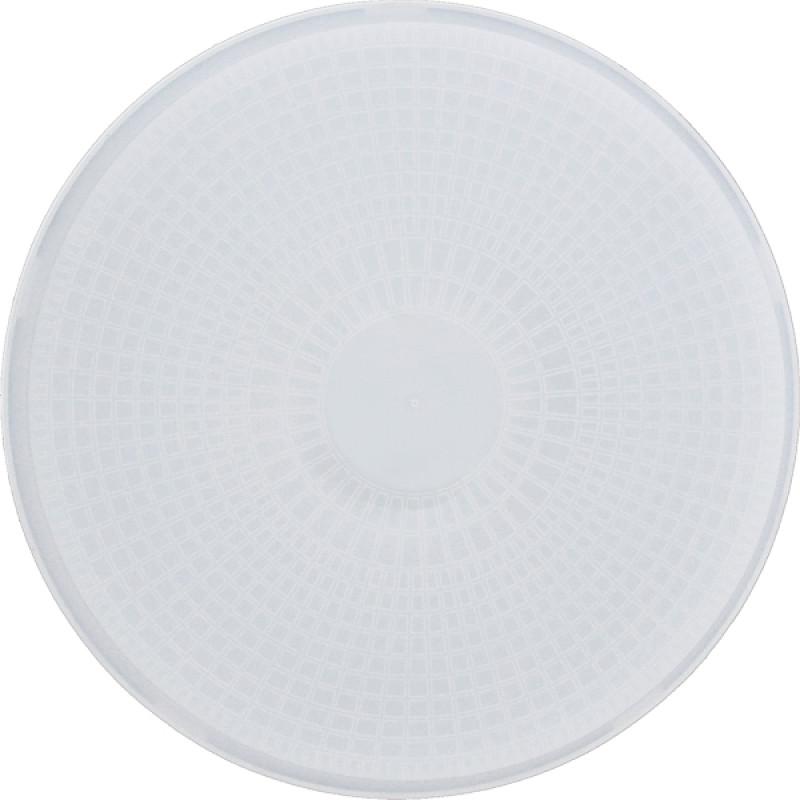 Промышленный IP65 LED 12W НПП-02 (бел.опал) LED 12W