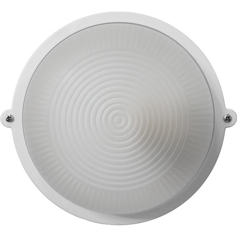 Круг белый опаловый плафон 12WПС-1001-11-0/1 (пластик/стекло) LED