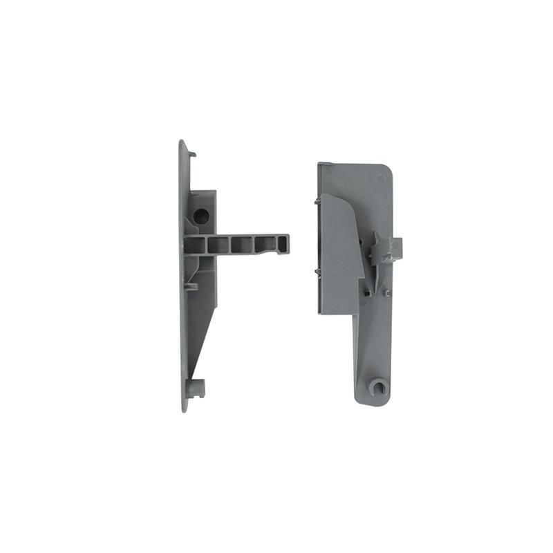 Linken System ERGO BOX белый Релинг для Внутр фасада L=1100mm