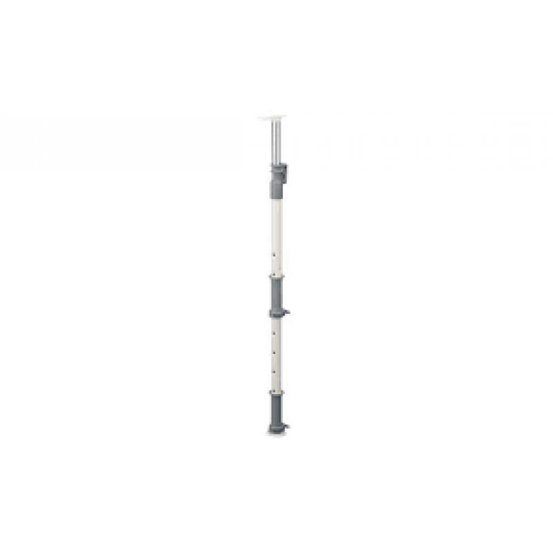 Hafele LeMans II Магический угол - Ось для полок, внутр. высота 600-750 мм, хром