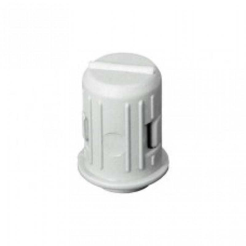 Hafele Амортизатор стопорный для отв. D=6мм, пластик
