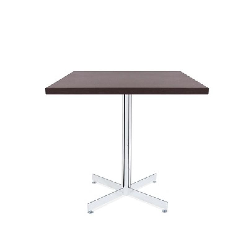 База для столов GAMA BAR TABLE BASE хром